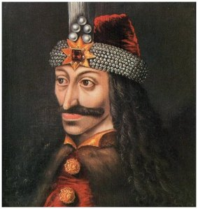 Are you laughing at Vlad Tepes' moustache? Im a keeeel you, bitch!