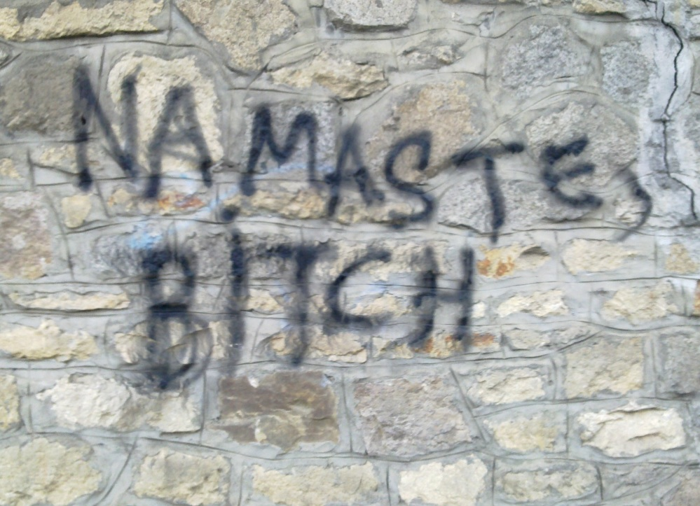 namastebitch