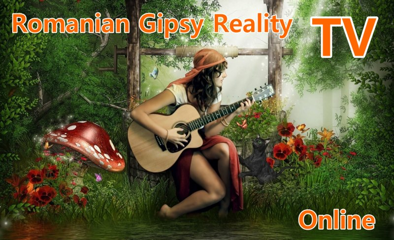 Gypsy reality apparently includes amanita muscaria mushrooms