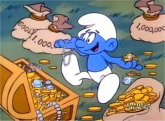 Smurfing the government for smurfs and giggles