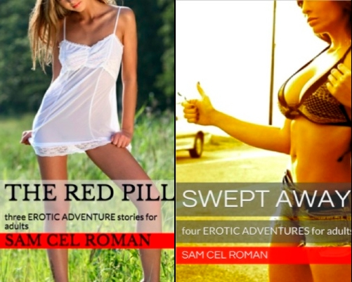 My 2 new awesome EROTIC ADVENTURE stories for adults