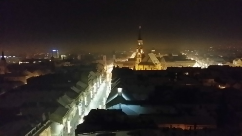 cluj-night-photo