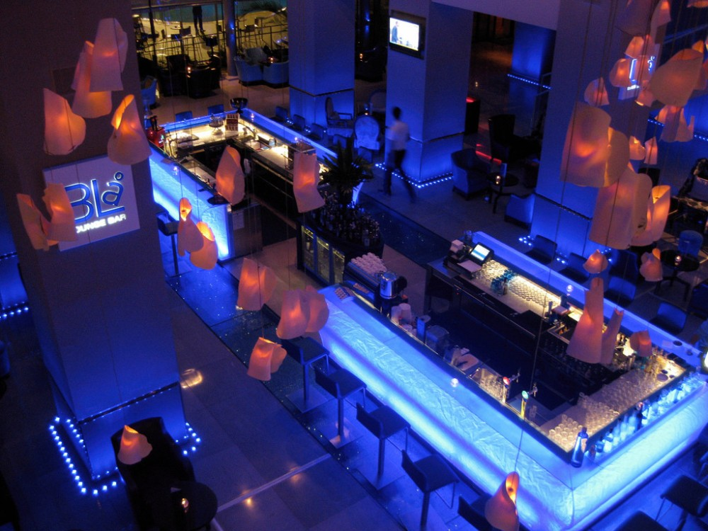 radisson bar