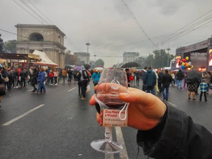 Wine Days in Moldova